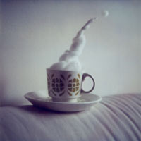 Coffe-smoke
